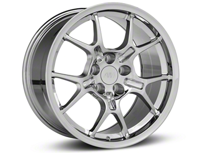GT4 Chrome Wheel - 18x10 (94-04 All)