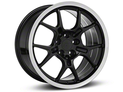 GT4 Black Wheel - 18x10 (05-14 All)