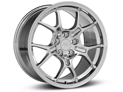 GT4 Chrome Wheel - 18x10 (05-14 All)