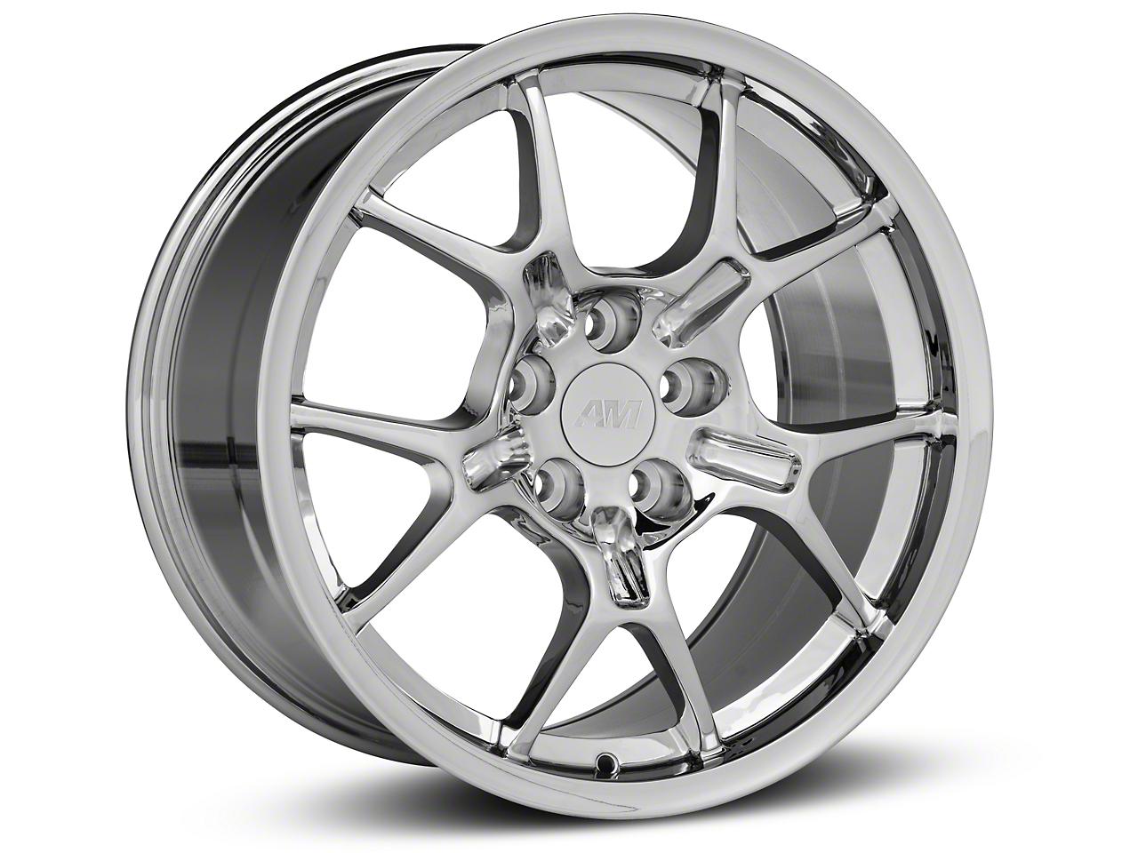 GT4 Chrome Wheel - 18x10 (05-14 All)