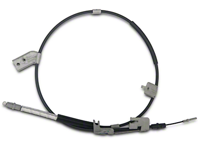 Ford Parking Brake Cable - Rear Left (15-16 All)