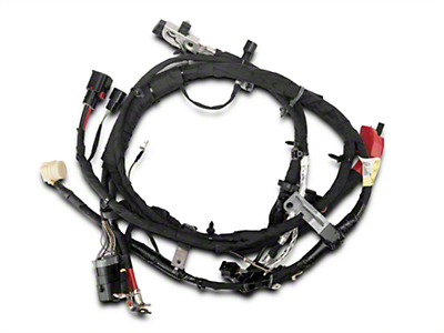 Ford Battery Cable Harness - Automatic (15-17 V6)