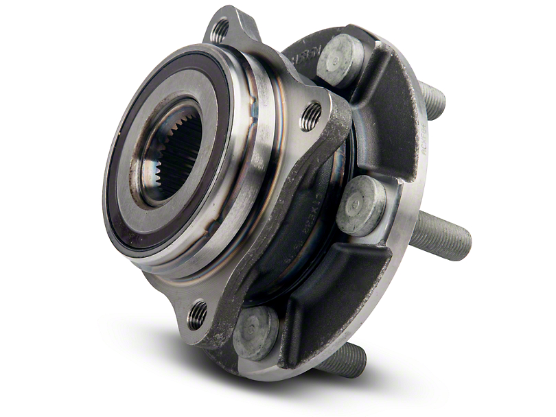 ford factory replacement rear wheel bearing and hub. Black Bedroom Furniture Sets. Home Design Ideas