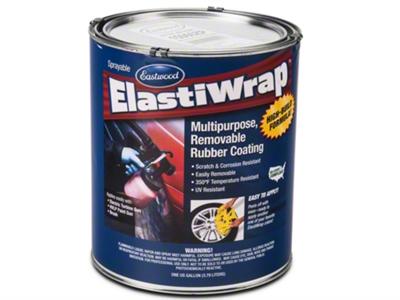 Eastwood ElastiWrap Sprayable Gallon - Matte Clear