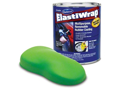 Eastwood ElastiWrap Sprayable Gallon - Mean Green Machine