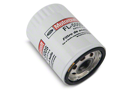 Ford Motorcraft Mustang OEM Oil Filter (15-16 GT, V6)