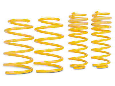 ST Suspension SportTech Lowering Springs - Coupe & Convertible (05-14 GT, V6)