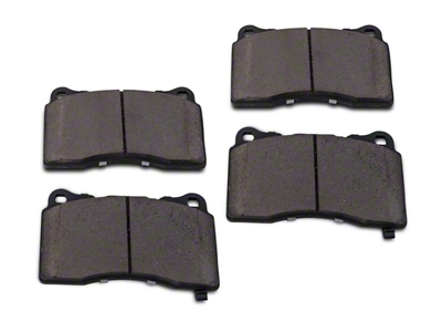 Power Stop Z26 Extreme Performance Ceramic Brake Pads - Front Pair (11-14 GT Brembo, 12-13 BOSS, 07-12 GT500)