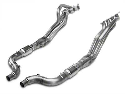 Stainless Works Long Tube Catted Headers - 1-7/8 in (15-16 GT)