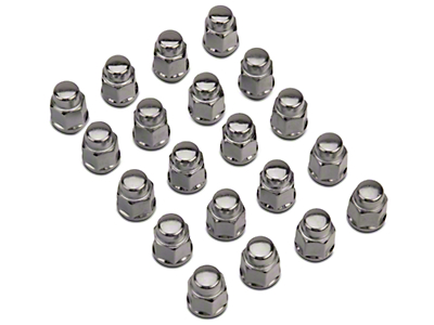 Chrome Lug Nut Kit - 14mm x 1.50 (15-16 All)