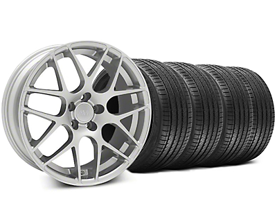 AMR Silver Wheel & Sumitomo Tire Kit - 20x8.5 (15-16 All)