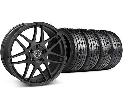Forgestar F14 Monoblock Matte Black Wheel & Sumitomo Tire Kit - 19x9 (15-16 All)
