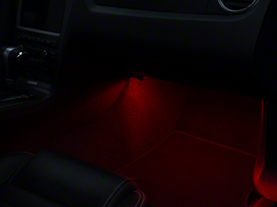 15 in. LED Strips (Pair) - Red (79-17 All)