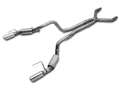 Borla Touring 3in Catback Exhaust w/ X-pipe (05-09 GT, GT500)