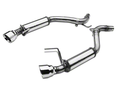 Magnaflow Competition Axle-Back Exhaust (15-16 EcoBoost, V6)