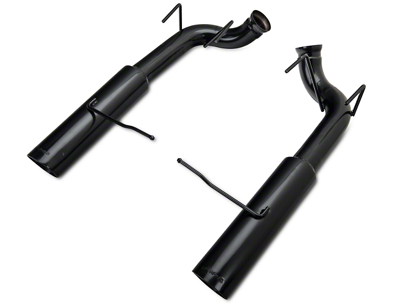 Pypes Black Pype-Bomb Axle-Back Exhaust (11-14 GT)