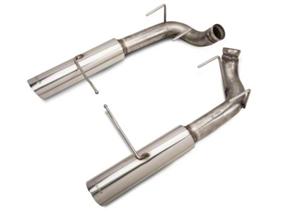 Pypes Pype-Bomb Axle-Back Exhaust (11-14 V6)
