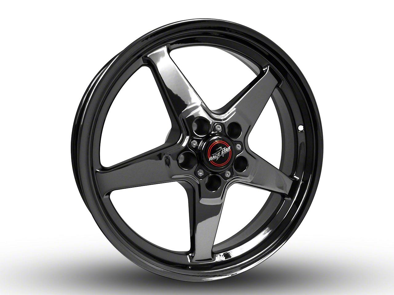 Race Star Dark Star Drag Wheel - 18x5 (15-17 All)