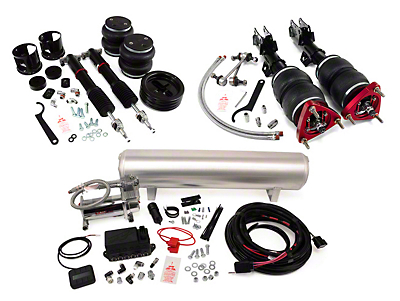 Air Lift Complete Suspension Kit - Digital (15-16 All)