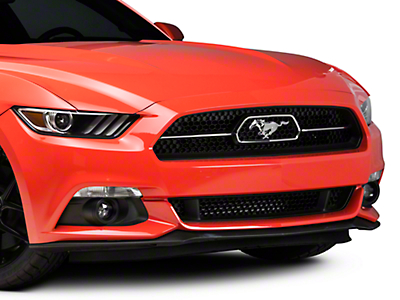 Ford 50 Year Package Upper Chrome Grille (15-17 GT, EcoBoost, V6)