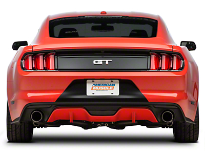 Ford Factory Replacement Tail Lights w/ Chrome - Pair (15-16 All)