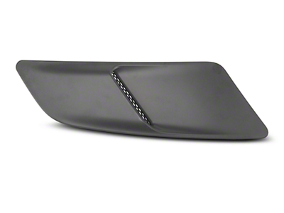 Ford Heat Extractor Hood Scoop - Driver Side (15-17 GT)