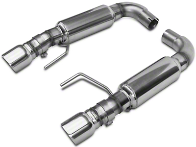 Kooks Axle-Back Exhaust - Fastback (15-17 GT)