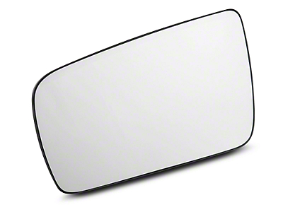 Non-Heated Door Mirror Glass - Left Side (05-09 All)