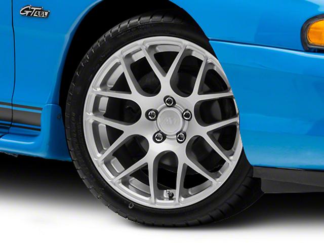 AMR Silver Wheel - 18x9 (94-04 All)