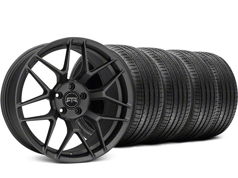 RTR Tech 7 Charcoal Wheel & Sumitomo Tire Kit - 19x9.5 (15-16 All)