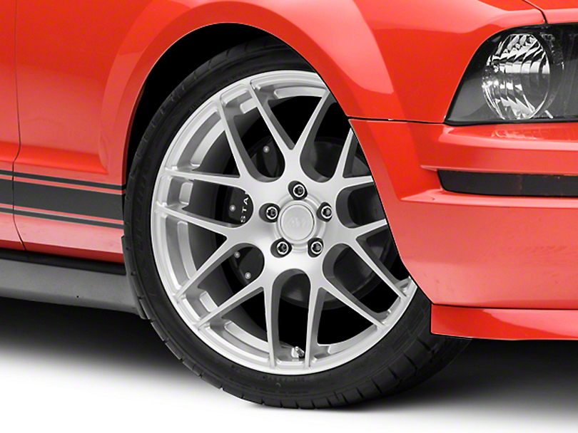 AMR Silver Wheel - 20x8.5 (05-14 All)