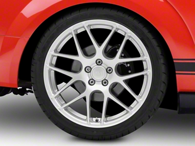 AMR Silver Wheel - 20x10 (05-14 All)
