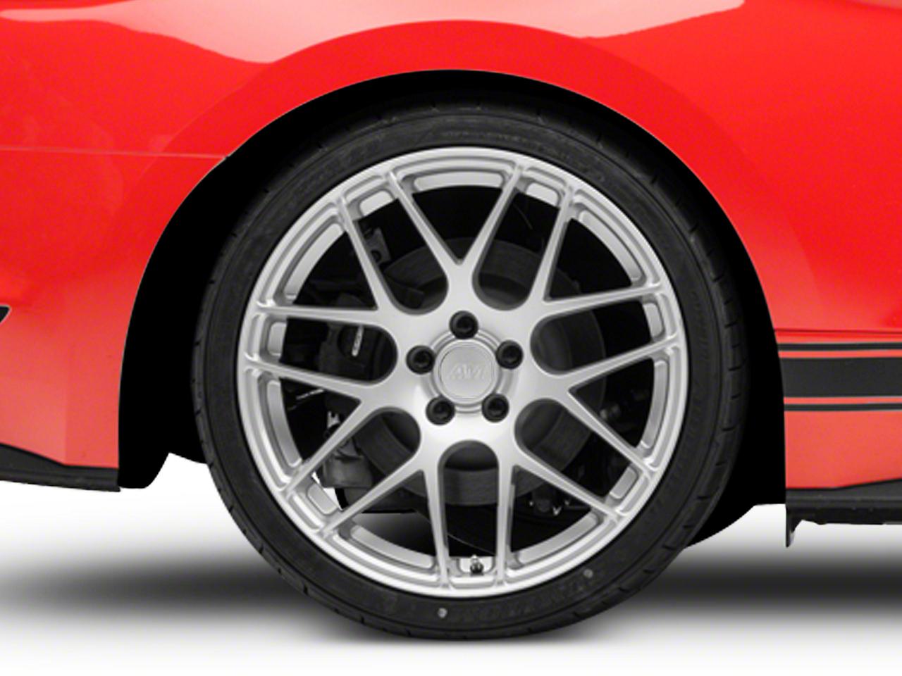AMR Silver Wheel - 20x10 (15-17 All)