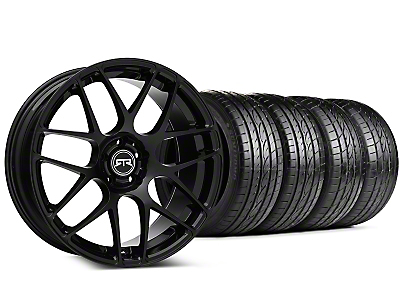 Staggered RTR Black Wheel & Sumitomo Tire Kit - 20x9/10 (15-17 All)
