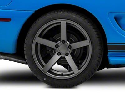 Rovos Durban Gunmetal Wheel - 18x10.5 (94-04 All)