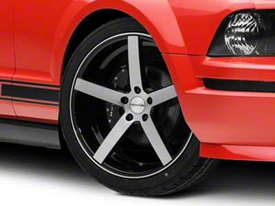 Rovos Durban Brushed Black Wheel - 20x8.5 (05-14 All)