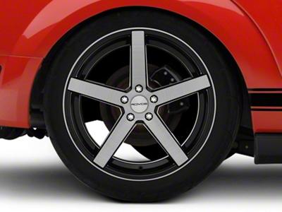 Rovos Durban Brushed Black Wheel - 20x10 (05-14 All)