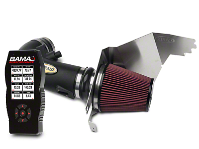Airaid Race CAI and Bama X4 Tuner (15-16 GT)