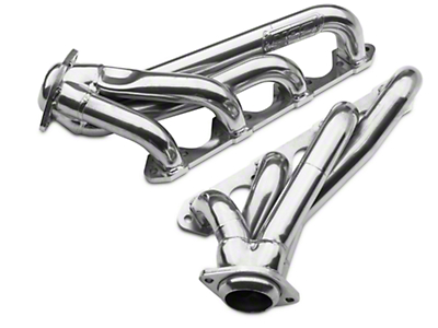 BBK Ceramic Unequal Length Shorty Headers (79-93 5.8L)