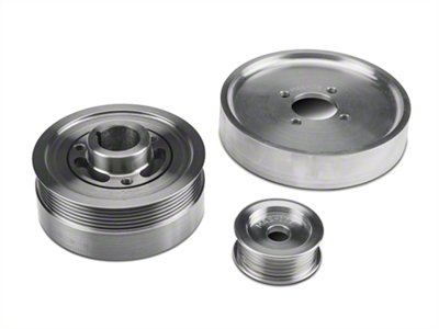BBK SFI Underdrive Pulleys (Late 01-04 GT)