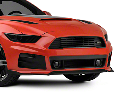 Roush Front Fascia Upper Grille (15-16 All)