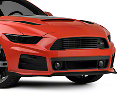 Rtr Mustang Grille W Accent Vent Lights 389944 15 17 Gt