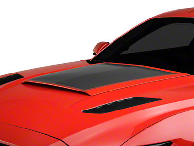 Roush Hood Scoop - Unpainted (15-16 GT, EcoBoost, V6)