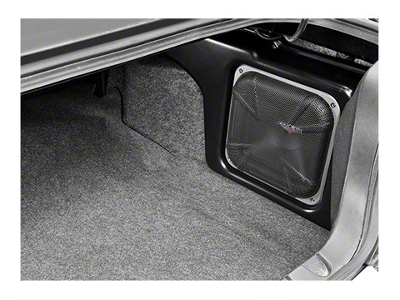 Kicker VSS Powerstage Amp & Powered Subwoofer - Coupe (10-14 All)