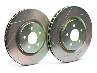 Brembo Sport Slotted Rotors - Rear (05-14 All; Excludes 13-14 GT500)