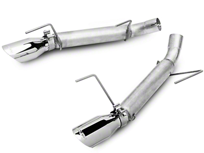 Roush Extreme Axle-Back Exhaust (05-10 GT, GT500)
