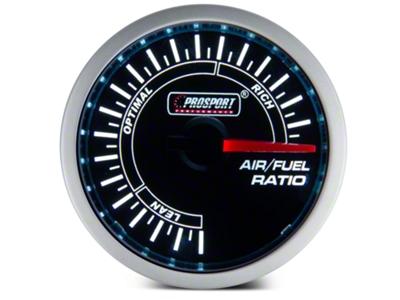 Dual Color Air/Fuel Ratio Gauge - Blue/White (79-16 All)