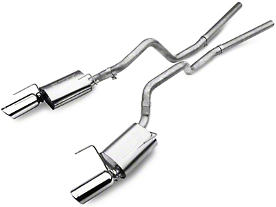 Borla Touring Cat-Back Exhaust (05-09 GT, GT500)