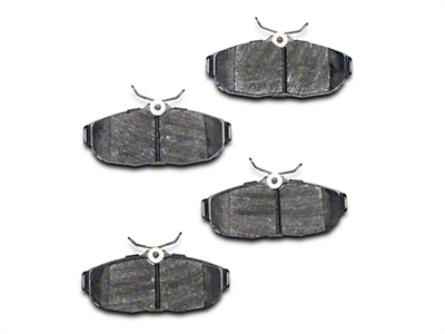 Hawk Performance Street/Race Brake Pads - Rear Pair (05-14 All)