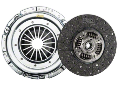 Exedy Mach 500 Stage 3 Clutch w/ Hydraulic Throwout Bearing (05-10 GT)